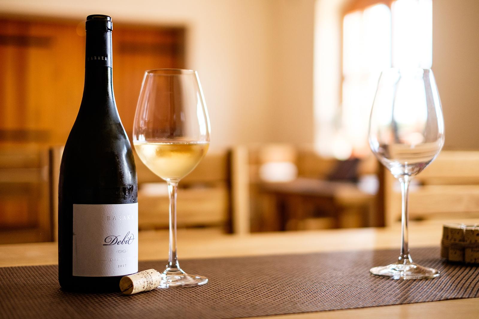 Wine tasting Vodice Croatia