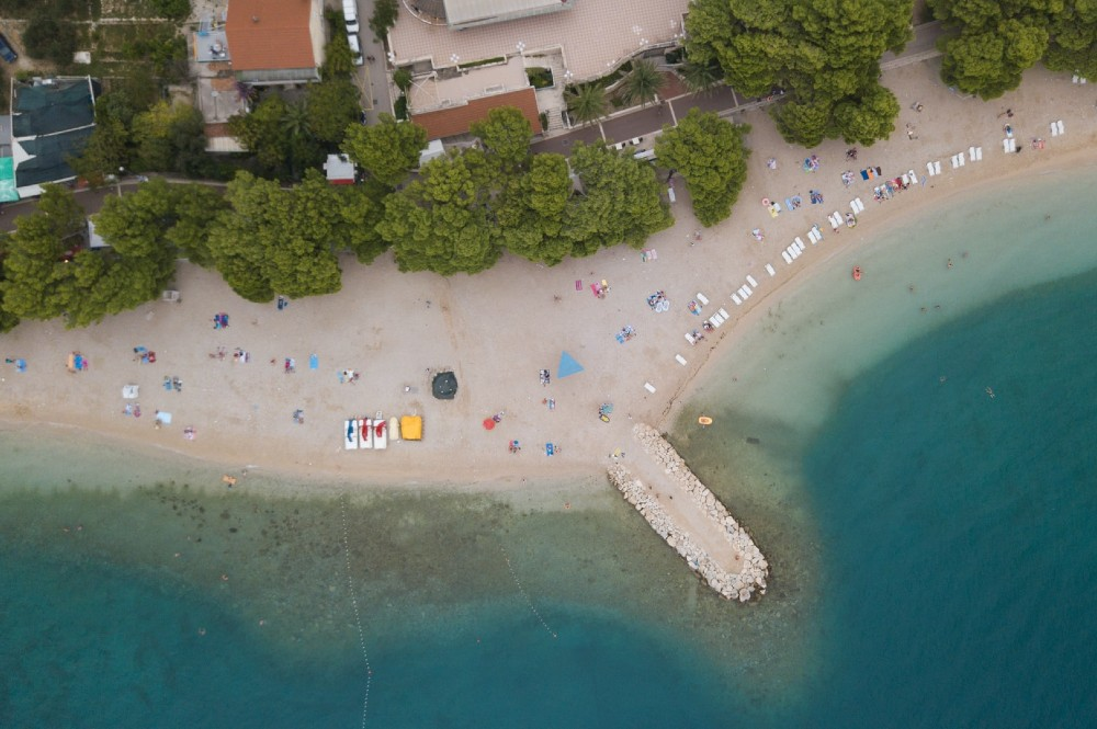 Cvitacka Beach Makarska