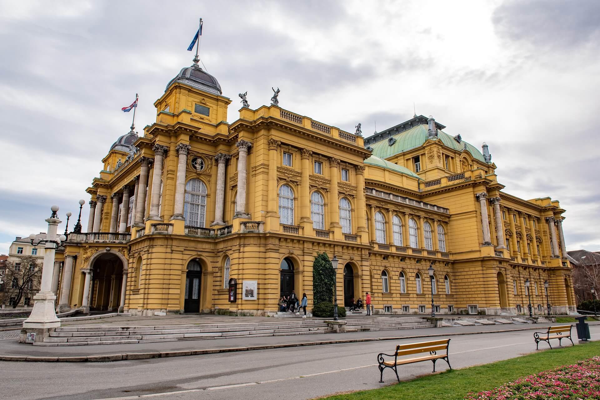 Croatian National Theatre