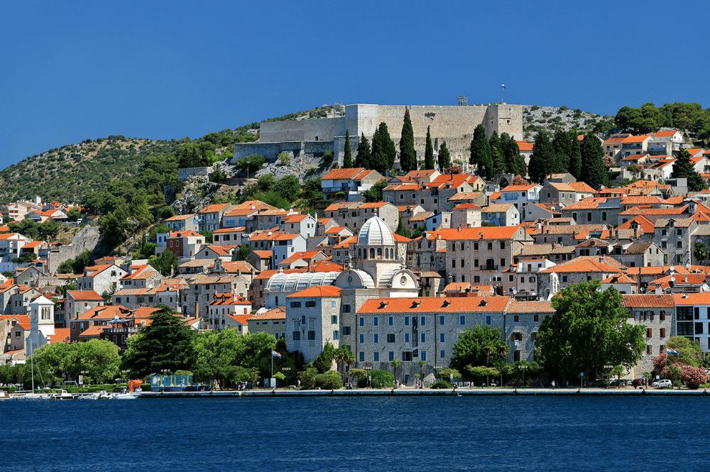 Sibenik fortress