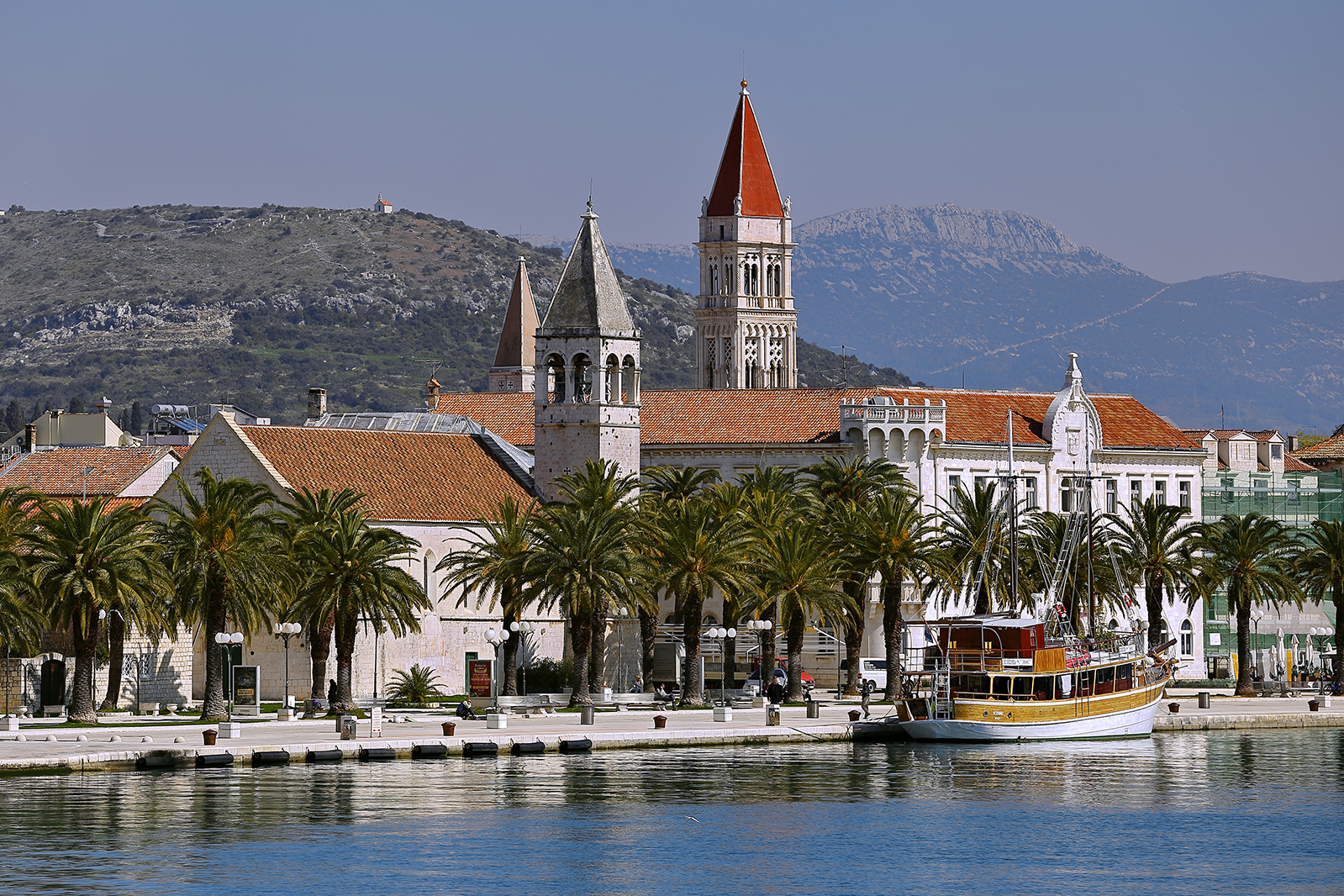 City of Trogir Croatia