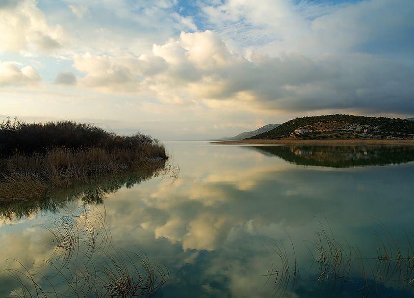 Vrana lake Croatia Zadar