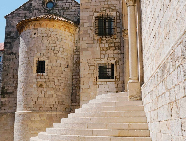 old croatian city