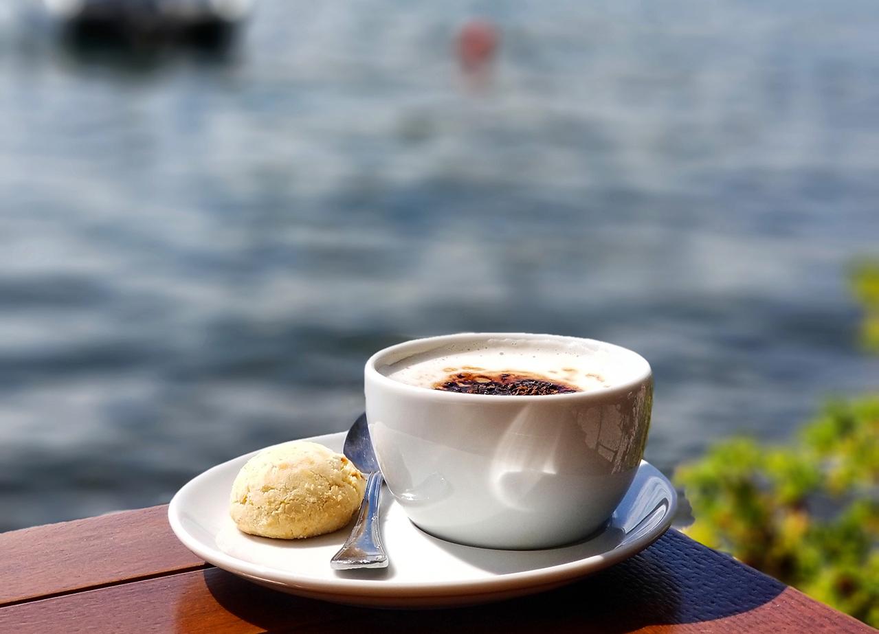Kaffeezeit in Kroatien MyLuxoria