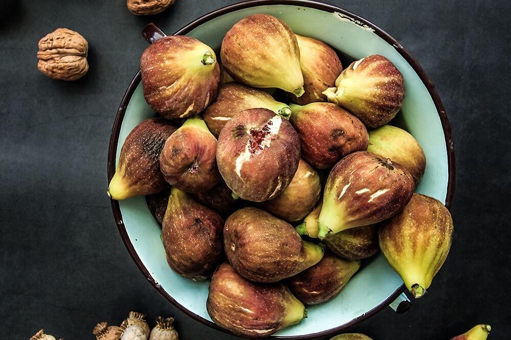 Croatian fruit dried figs