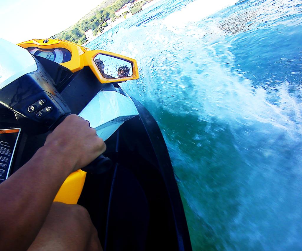 Jet ski rent Šibenik