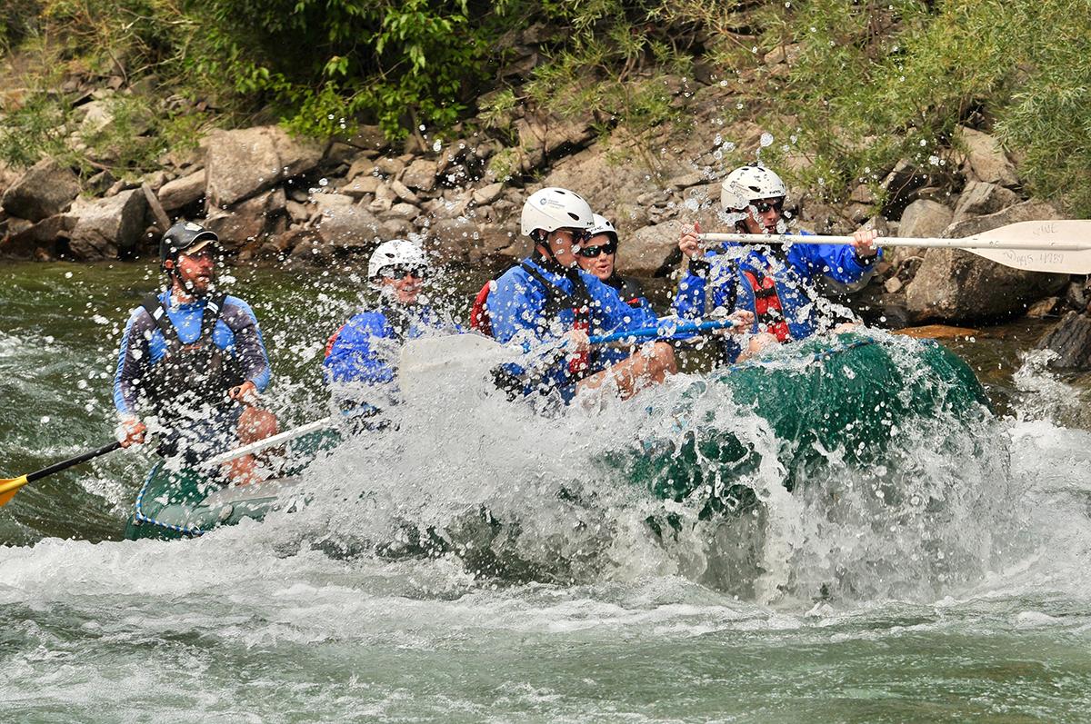 Rafting Zrmanja Croatia