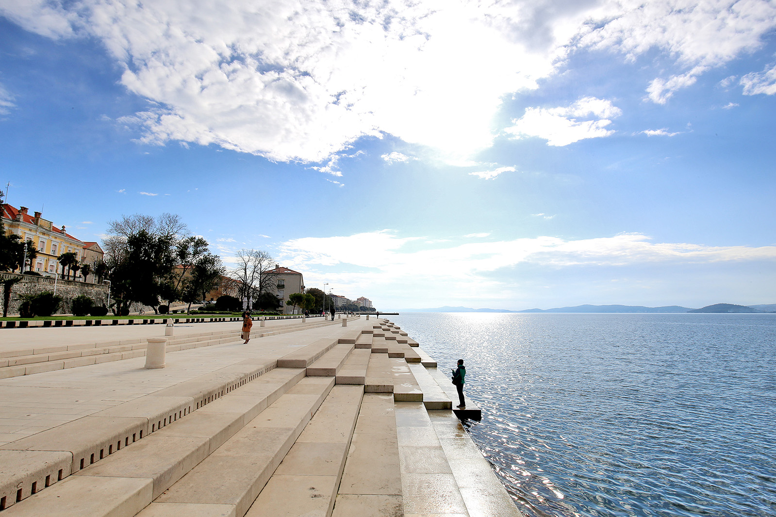 Sea Organ Music Zadar Croatia