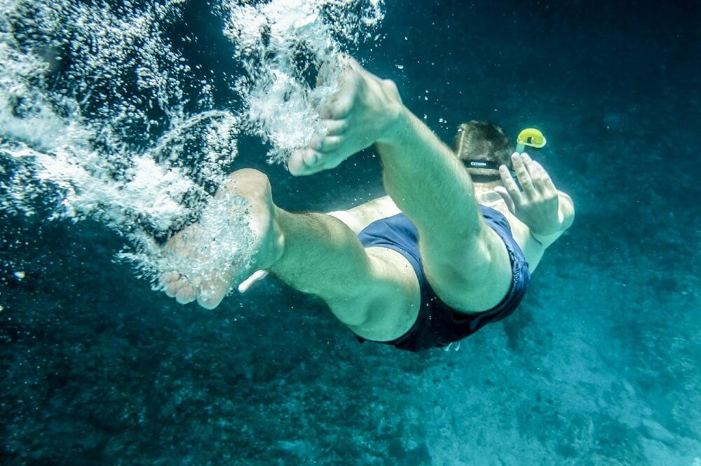 Snorkelling spots in Croatia