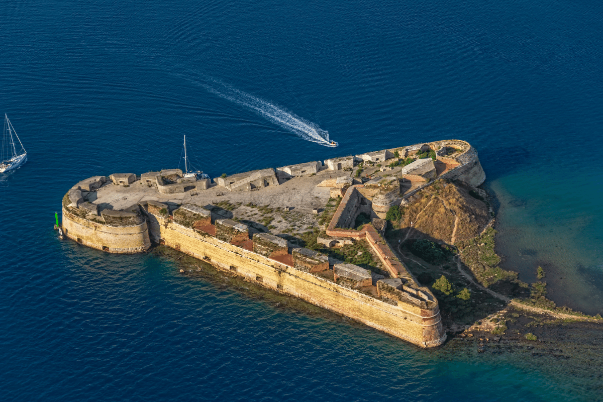 fortress of st. nicholas