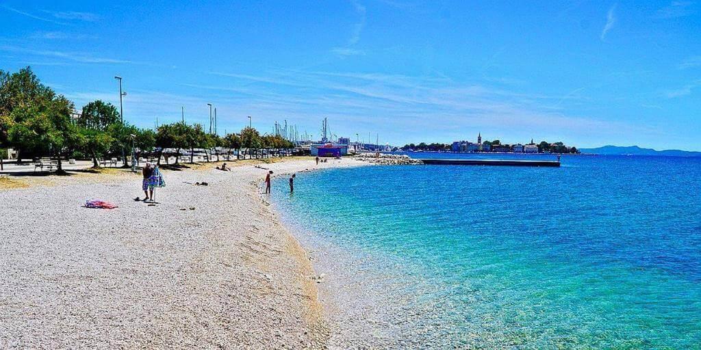 Uskok beach