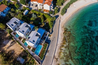 Luxury seaview villa on the island Brac