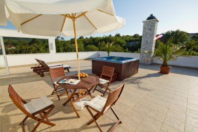 Luxury villa on Krk island