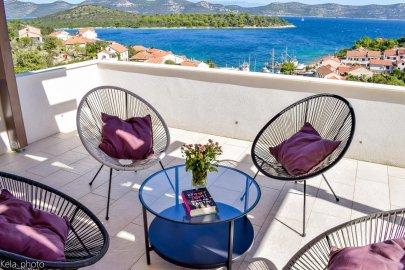Villa Aya near Zadar