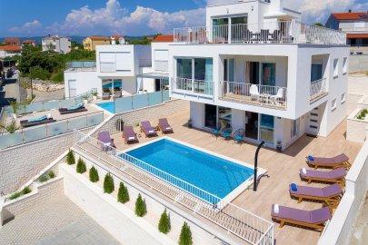 Villa am Strand Rogoznica