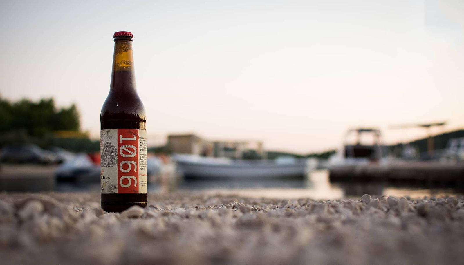 Šibenik brewery 022: Croatian craft beer with a dash of history