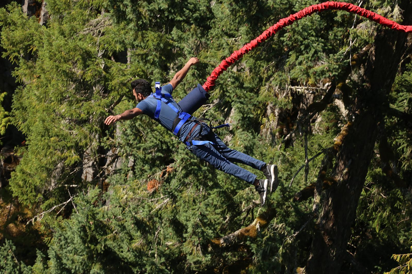 Bungee jumping in Croatia: 3 top locations to get the adrenaline up