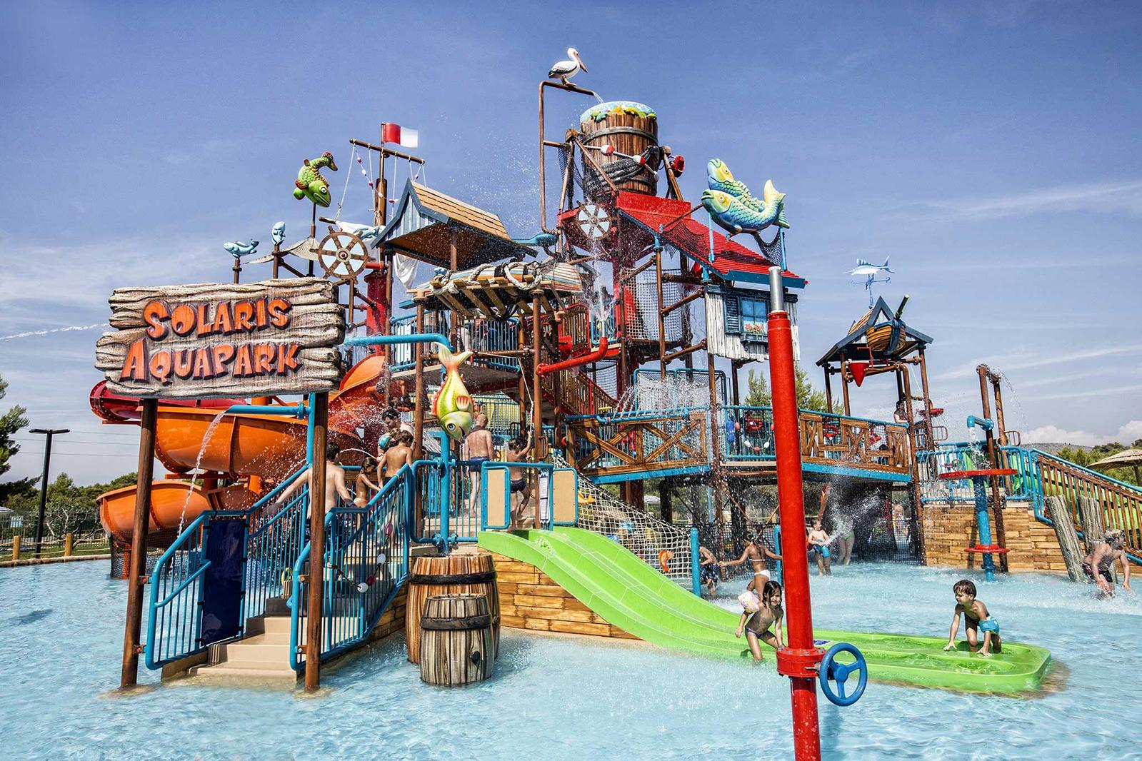 Aquapark Solaris: Fun for the whole family