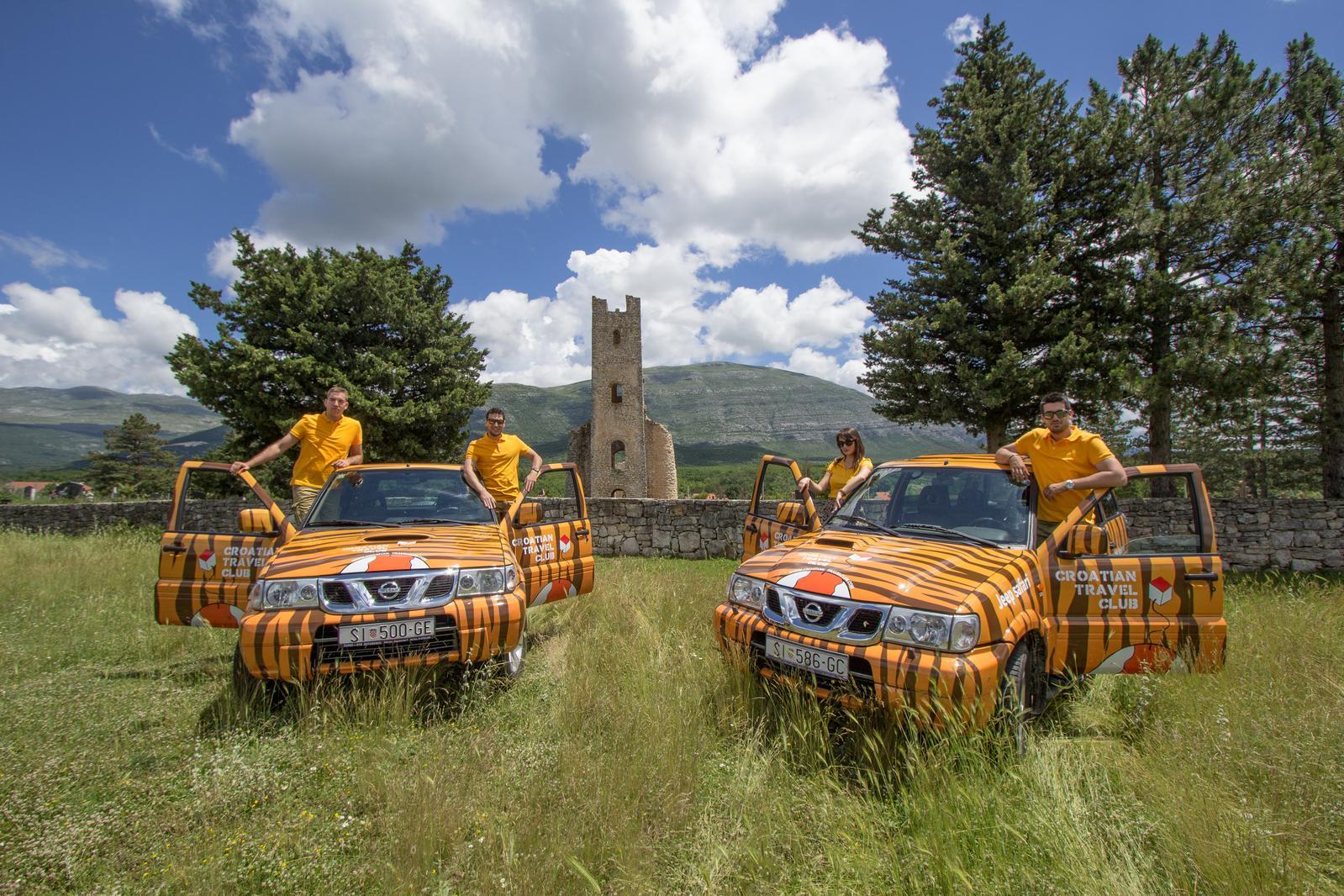 Fun in Dalmatia countryside: Jeep Safari Šibenik