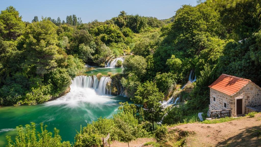 Krka National park Croatia: An excellent vacation day trip idea