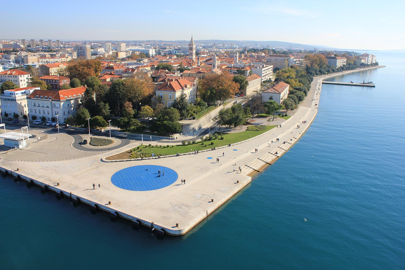 Visiting Zadar: Sea Music and Greeting to the Sun