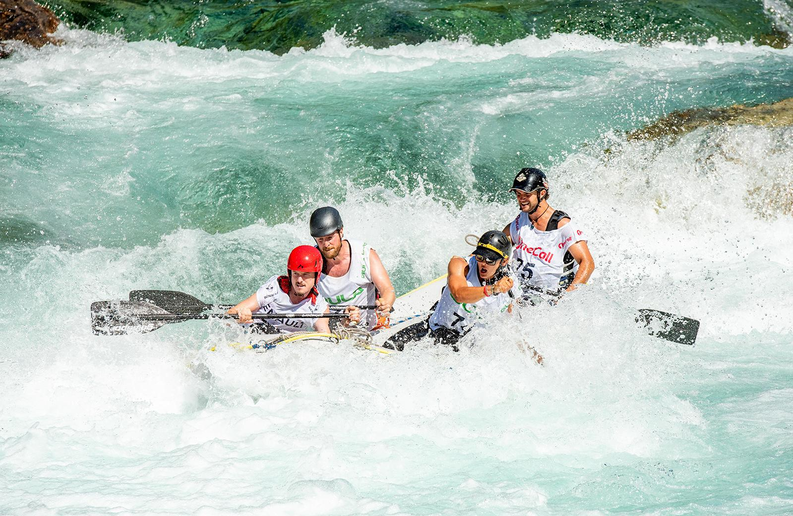 Fun ride to remember: Rafting on Zrmanja river Croatia
