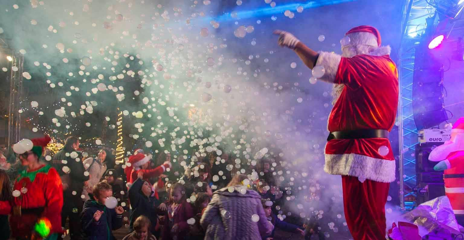 Adventura Šibenik: Fun and winter ambient spirit in Christmastime