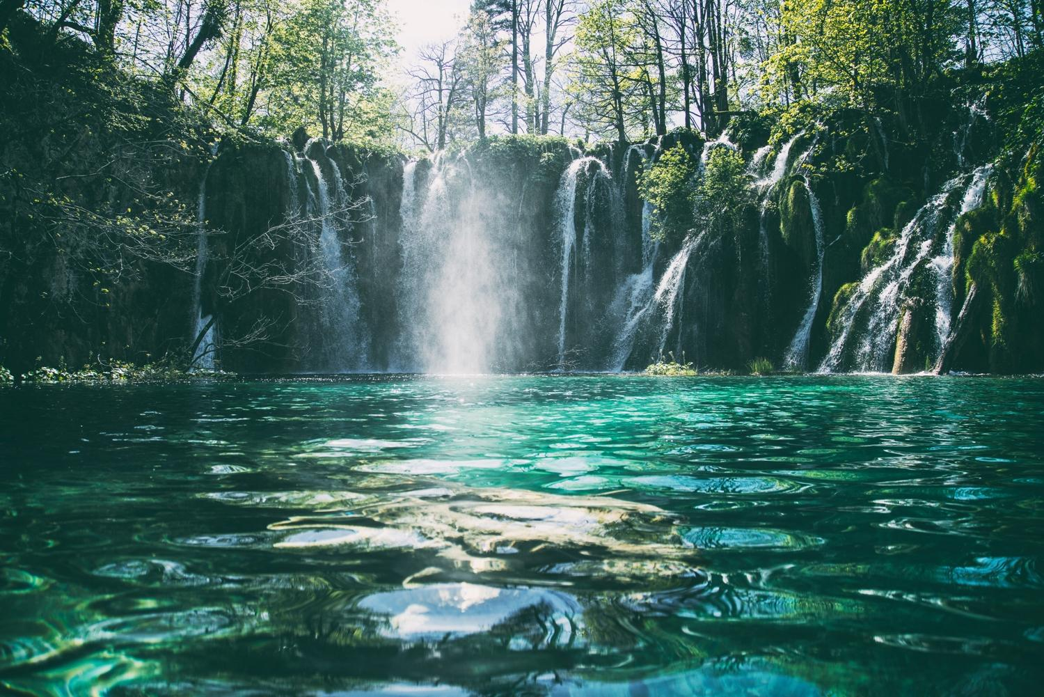 Breathtaking views and untouched nature: Visiting National park Plitvice lakes