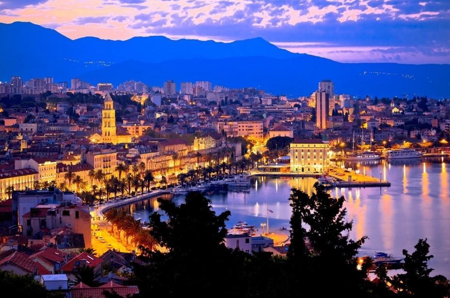 7 Tage in Split: eine wöchentliche Reiseroute für die Adria