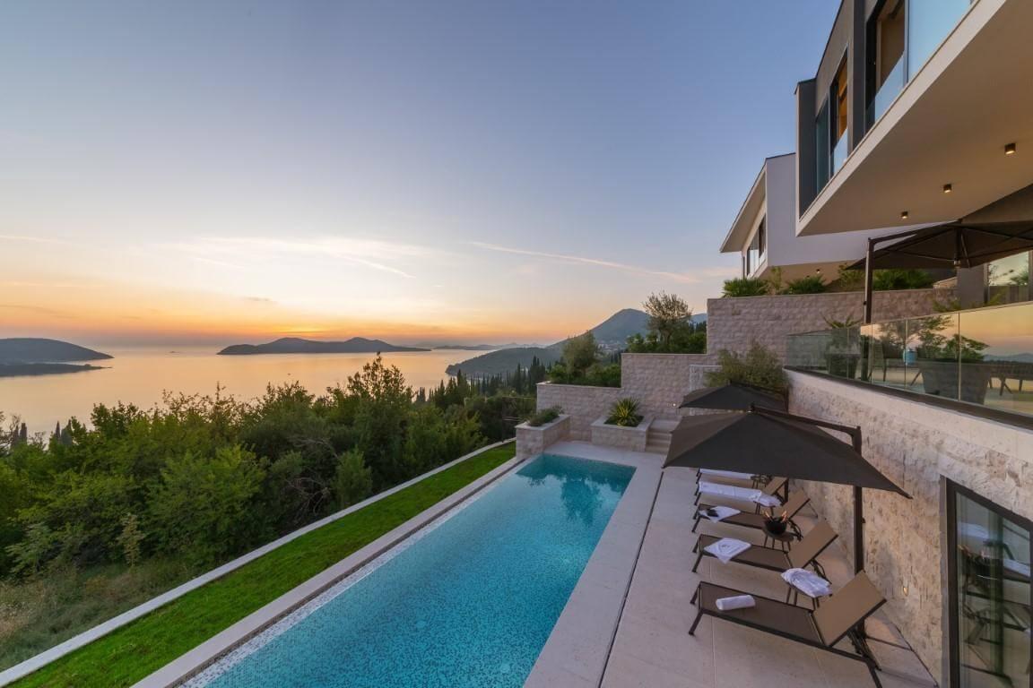 Vorteile der Anmietung einer Luxusvilla
