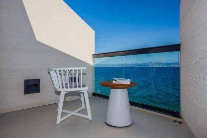 Beachfront luxury villa on island Brac