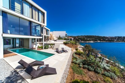 Golden Rays luxury villa Primosten Croatia