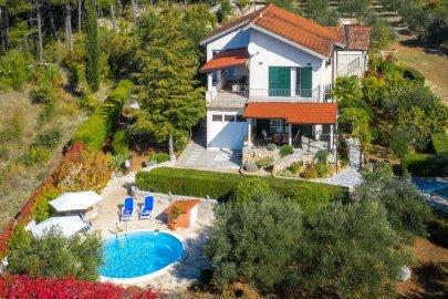 Villa Dubrava Sibenik