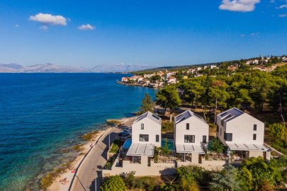 Beachfront luxury villa on Brac