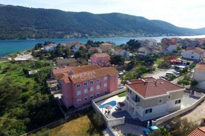 Beachfront villa Sibenik Croatia
