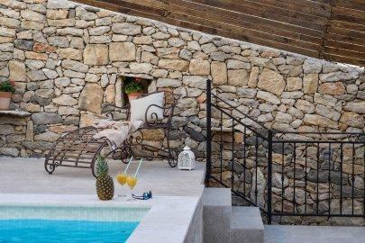 Stone villa in Zadar