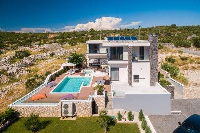 Luxury villa Primosten Croatia