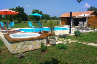 Villa near National Park Krka