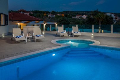 Villa Ivelja luxury villa Rogoznica
