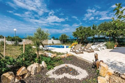 Landschaft Villa Anita